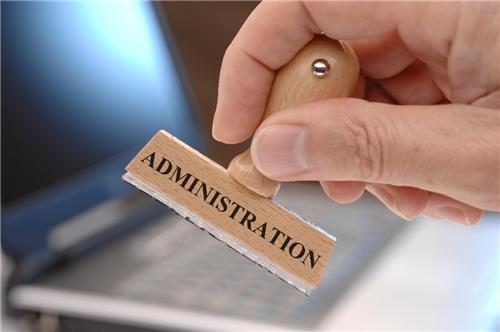 Administration in Mahasamund