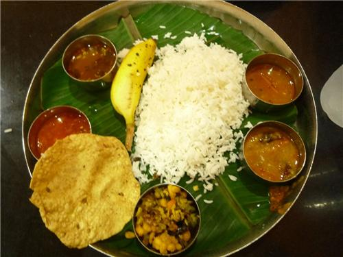 Food in Mahasamund
