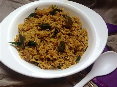 Savoury Vangi Bhaah of Chikmagalur