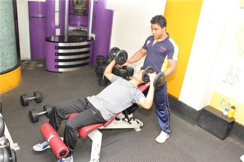 Gyms in Chikmagalur