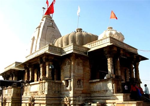 Temple in Chittorgarh