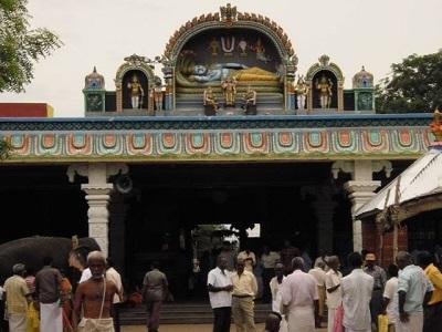 Srirangam Amma Mandapam