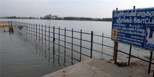 Amma Mandapam Ghat Fencing