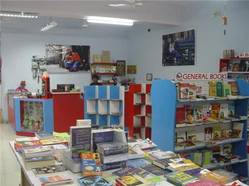 Book Stores in Vellore