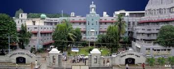 Hospitals in Vellore