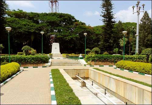 Cariappa Memorial Park in Bangalore