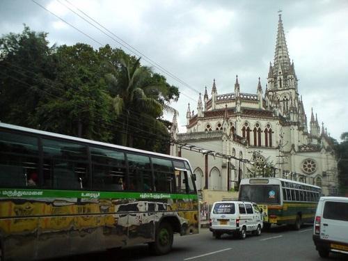 Church in Trichy