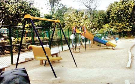 Coles Park in Bangalore