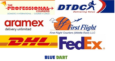 Couriers in Trichy