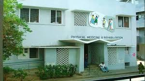 Department of PMR in CMC, Vellore