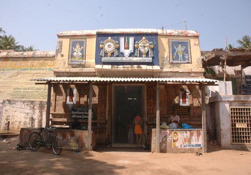 Entrance Uthamar Kovil