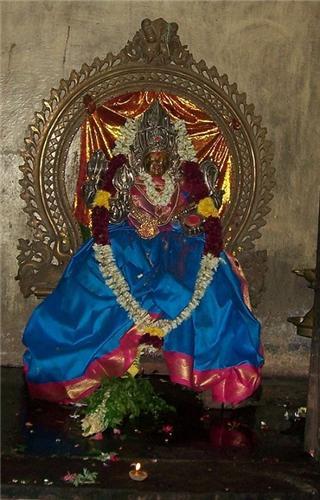 Vekkaliamman Temple Festival Deity