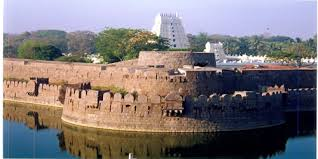 Fort in Vellore