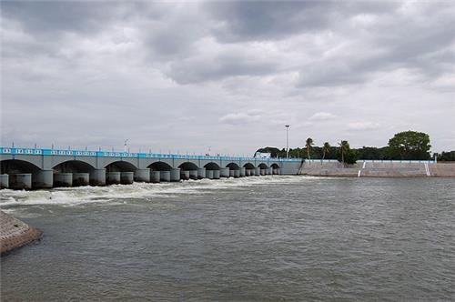Grand Anicut in Trichy