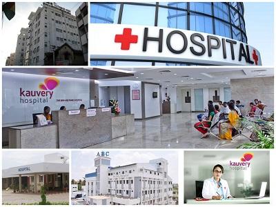 Tiruchirappalli Hospitals