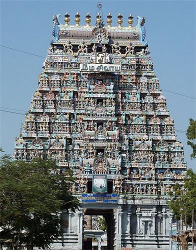 Karur Temple