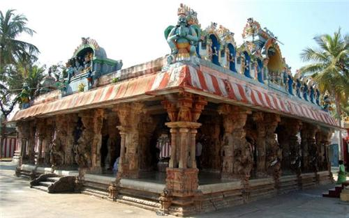 Kothandaramar Temple, Salem