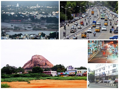 Trichy Localities