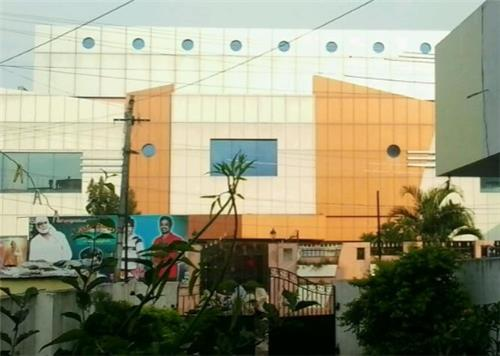 Movie Hall in Khammam