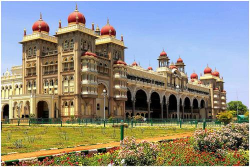 The Royal Mysore Palace