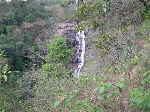 Waterfalls in Salem