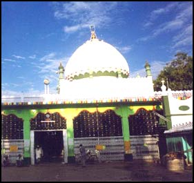 Mosques in Trichy