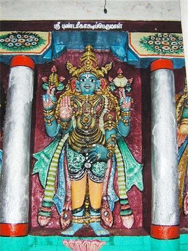 Thiruvellarai Sri Pundarikakshan