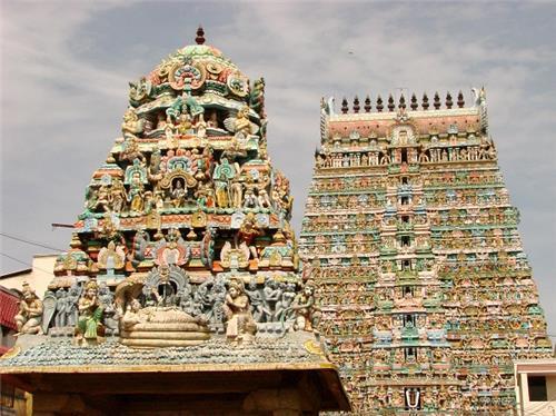 Kumbakonam Temple Gopuram