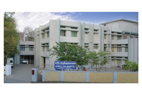 Eye Hospitals in Vellore