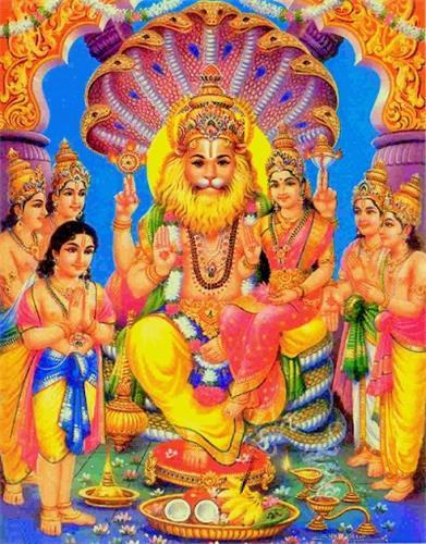 Srirangam Kaatazhagiya Singaperumal