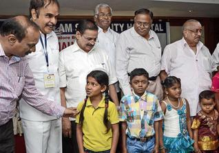Surgery Department of Sri Gokulam Hospital, Salem