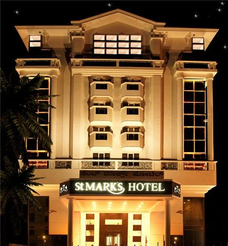 St Mark's Hotel Bangalore