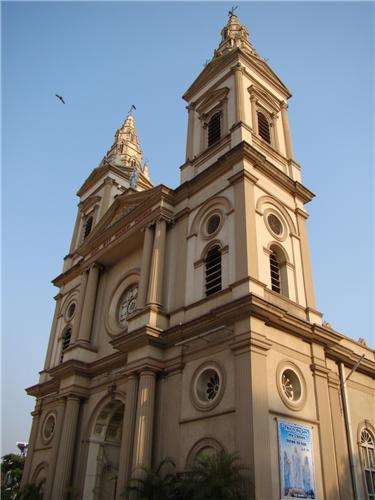 Famous Church in Bangalore