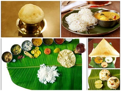 Food of Trichy