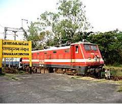Trains in Ernakulam