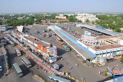 Tiruchirappalli Central Bus Stand