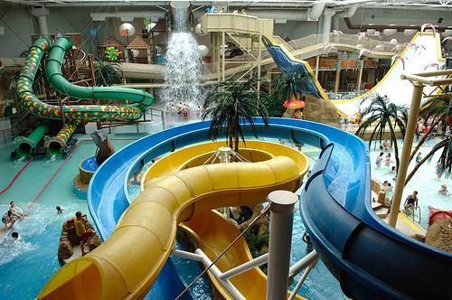 Water Theme park in Salem