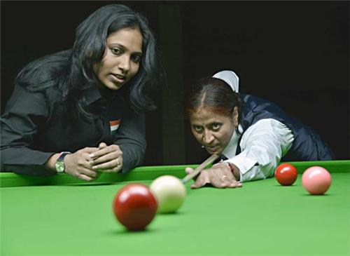 R. Umadevi - World Ladies Billiards Champion 2012