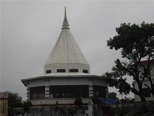 Famous temple in Vrindavan