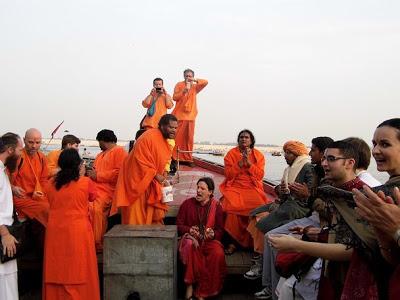 Kumbh Mela Celebration in Vrindavan