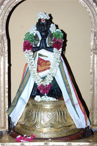 Vayalur Murugan Temple Arunagirinathar