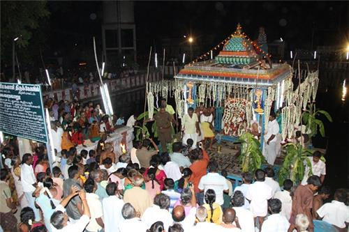 Vayalur Murugan Temple Festival