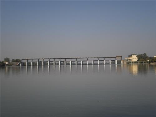 Dams in Nanded