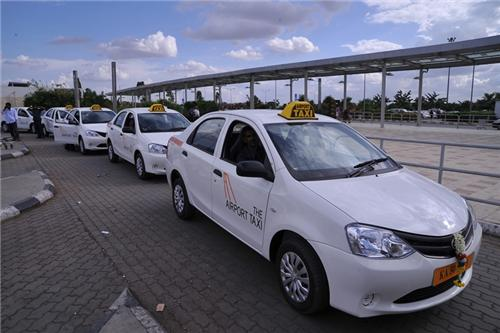 Airport Cabs in Bangalore