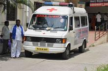 Ambulance in Vellore