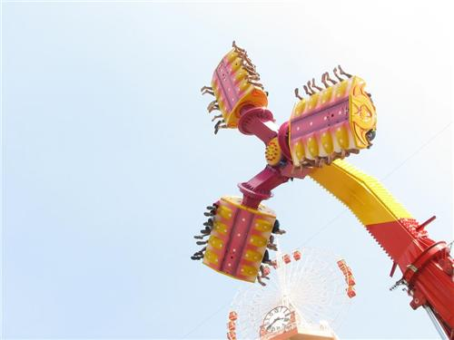 A thrilliing ride of amusement parks in bangalore