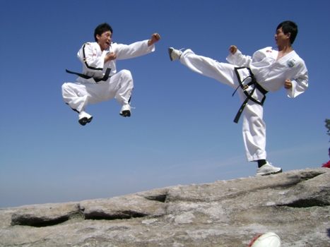 Taekwondo in Salem