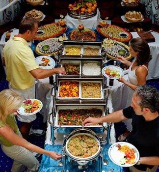 Bangalore Buffet System