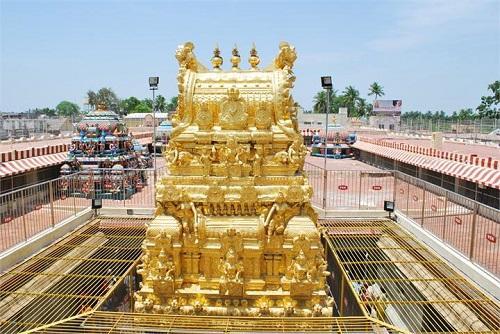 Golden Tower Samayapuram