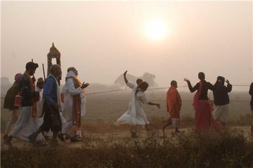 Braj Chaurasi Kos Darshan Yatra